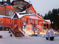 Зимние каникулы в Великом Устюге