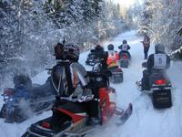 Активный отдых в Карелии на январь