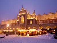 Тур по Восточной Европе на Рождество