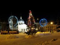 Новый год в Твери