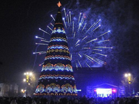 Отдых на Новый год в Пскове