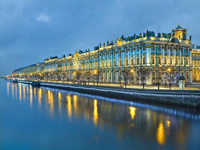 Отдых на Новый год в Санкт-Петербурге