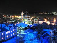 Новогодние каникулы 2018 в Костроме