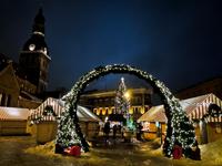 Новогодний тур в Латвию, замки и крепости