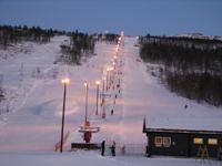 Новогодний тур на горнолыжный курорт в Норвегии