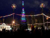 Новый Год на Вотчине Деда Мороза