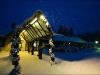 Новый год в спа отеле в регионе Миккели