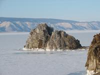 Рождественский тур на Байкал, остров Ольхон