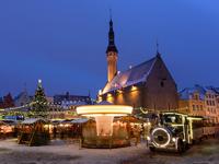 Путевки на Новый год в отелях Sokos в Таллине