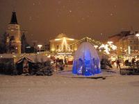 Загородный отель на Новогодние каникулы в Финляндии