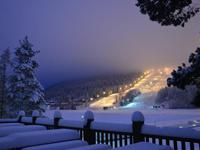Новый год на горнолыжном курорте Тахко