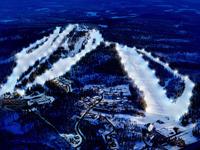 Отель 5* на Новый год на горнолыжном курорте Вуокатти