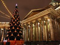 Новогодний отдых в Санкт-Петербурге