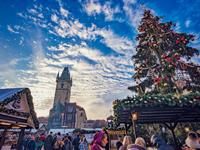Автобусный тур на Новый год в Прагу