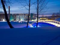 Рождество и каникулы в санатории Таллина