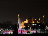 Новогодний тур в Стамбул