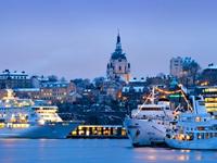 Новогодние путевки на пароме по Скандинавии