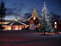Рождественский отдых на каникулы в Каяни