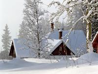 Аренда коттеджа на Новый год в Лапландии