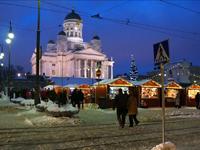 Новогодний тур в отель в Хельсинки