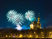 Новый год на Вологодчине